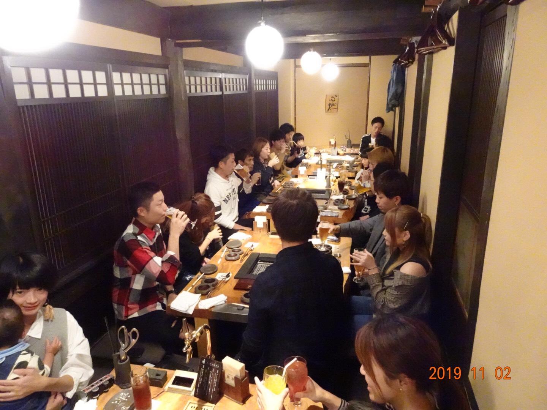 11家族集合!楽しいお食事会♪